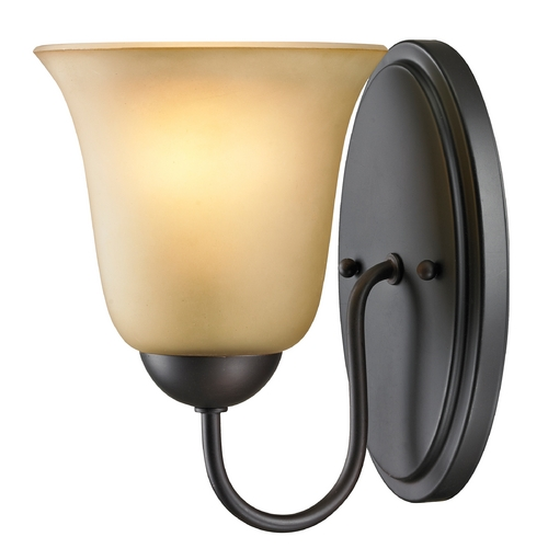 Cornerstone Lighting Cornerstone Lighting Conway Oil Rubbed Bronze Sconce 1201WS/10
