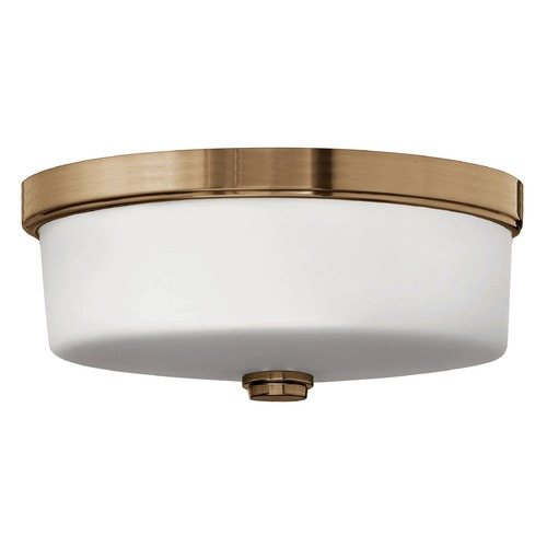 Hinkley Lighting Hinkley Lighting Flushmount Brushed Bronze Flushmount Light 5421BR-GU24