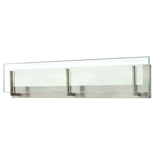 Hinkley Lighting Hinkley Lighting Latitude Brushed Nickel LED Bathroom Light 5654BN-LED2