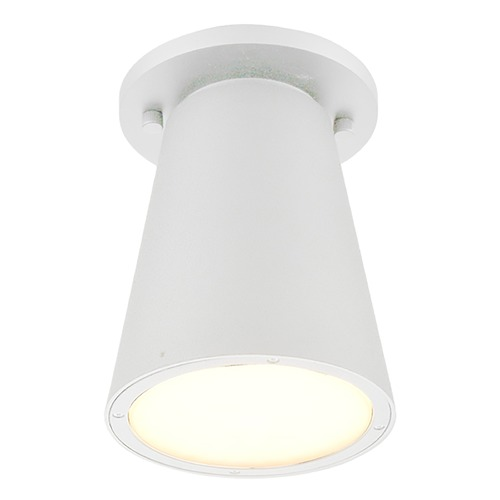Kuzco Lighting Kuzco Lighting Hartford White LED Close To Ceiling Light EC16605-WH
