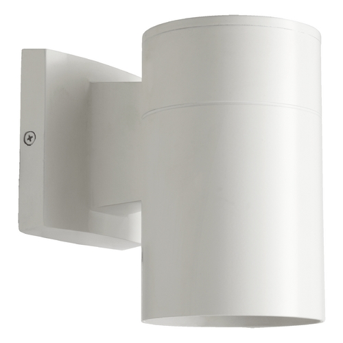Quorum Lighting Quorum Lighting Studio White Outdoor Wall Light 720-8