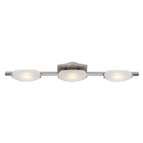 Access Lighting Access Lighting Nido Matte Chrome Semi-Flushmount Light 63960LEDD-MC/FST