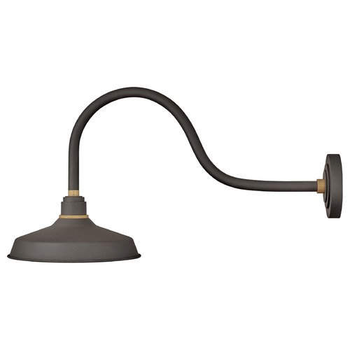 Hinkley Lighting Hinkley Lighting Foundry Museum Bronze / Brass Barn Light 10352MR