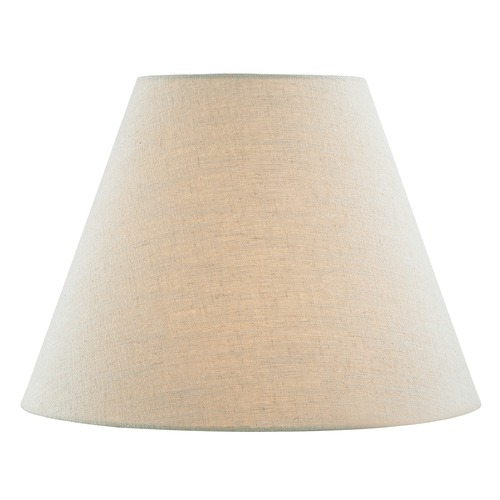 Design Classics Lighting Grain Empire Fabric Lamp Shade with Spider Assembly SH9710