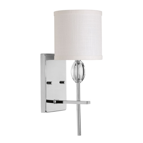 Progress Lighting Progress Lighting Status Polished Chrome Sconce P2060-15