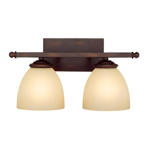 Capital Lighting Capital Lighting Chapman Burnished Bronze Bathroom Light 8402BB-201
