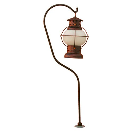 Dabmar Lighting Rust Cast Aluminum Path/Walkway/Area Light LVC720-RST