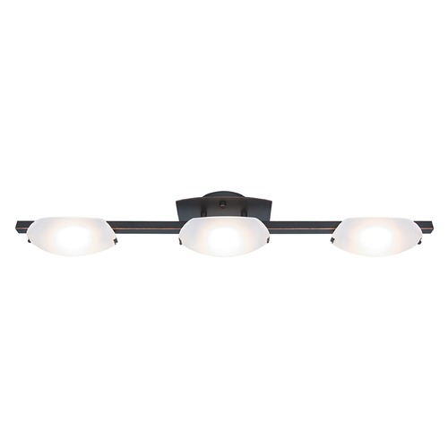 Access Lighting Access Lighting Nido Oil Rubbed Bronze Semi-Flushmount Light 63960LEDD-ORB/FST