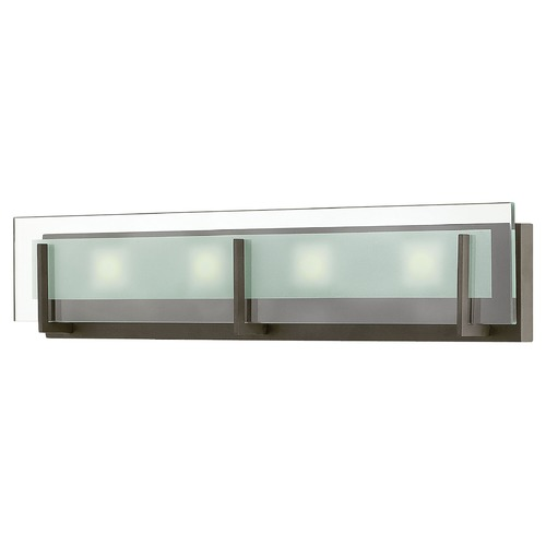 Hinkley Lighting Hinkley Lighting Latitude Oil Rubbed Bronze LED Bathroom Light 5654OZ-LED2