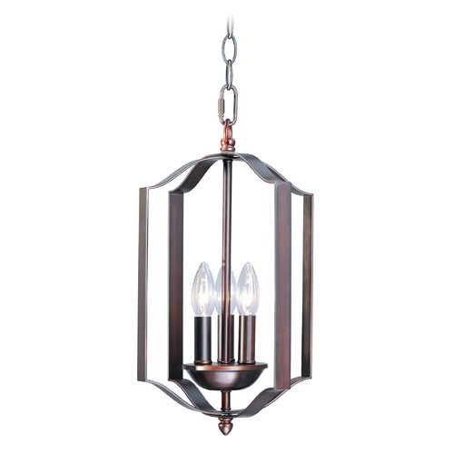 Maxim Lighting Maxim Lighting Provident Oil Rubbed Bronze Pendant Light 10035OI