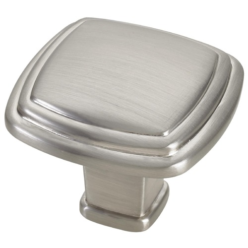 Seattle Hardware Co Satin Nickel Cabinet Knob - Case Pack of 10 HW34-K-09 *10 PACK* KIT