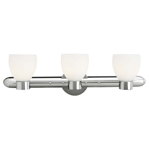 Access Lighting Access Lighting Frisco Chrome Bathroom Light C23903CHOPLEN1318BS