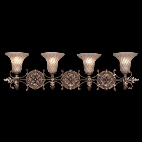 Fine Art Bathroom Lighting: Fine Art Lamps Stile Bellagio Tortoised Leather Crackle