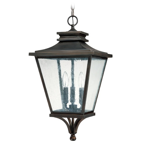 Capital Lighting Capital Lighting Gentry Old Bronze Outdoor Hanging Light 9465OB