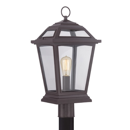 Quoizel Lighting Quoizel Ridge Western Bronze Post Light RGE9011WTFL