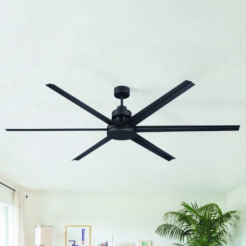 Craftmade Lighting Craftmade Lighting Mondo 72-Inch Espresso Ceiling Fan Without Light MND72ESP6