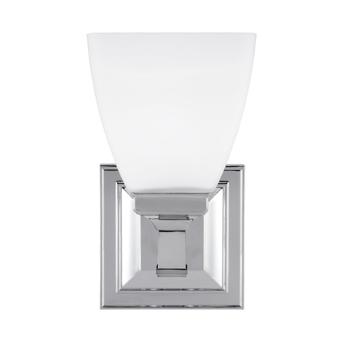 Feiss Lighting Feiss Lighting Putnam Chrome Sconce VS22801CH