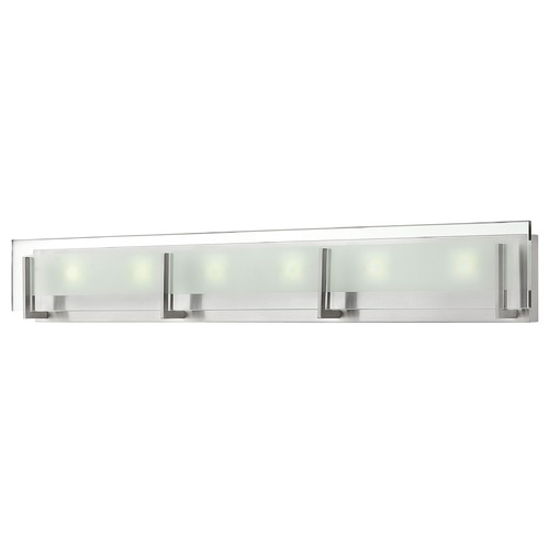 Hinkley Lighting Hinkley Lighting Latitude Brushed Nickel LED Bathroom Light 5656BN-LED2