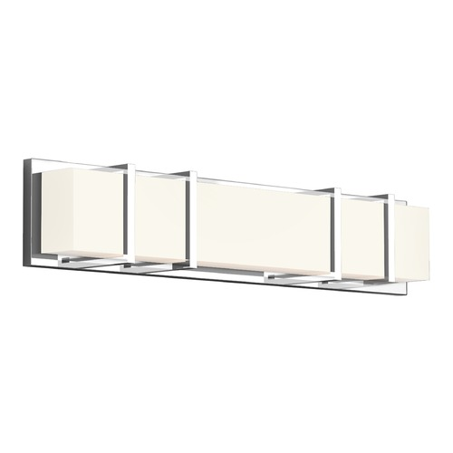 Kuzco Lighting Kuzco Lighting Alberni Chrome LED Vertical Bathroom Light VL61626-CH