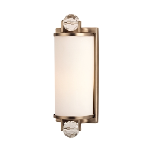 Hudson Valley Lighting Prescott Brushed Bronze Bathroom Light 491-BB