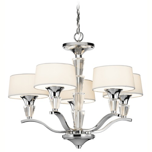 Kichler Lighting Kichler Vintage Inspired Oval Chandelier 42029CH