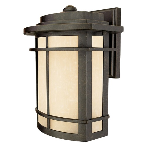 Quoizel Lighting Quoizel Galen Imperial Bronze Outdoor Wall Light GLN8410IBFL