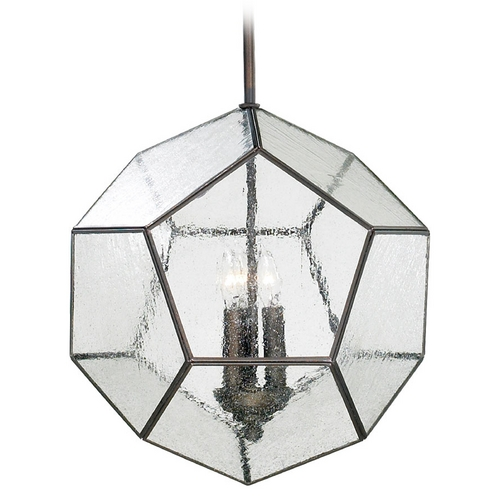 Cyan Design Cyan Design Pentagon Oiled Bronze Pendant Light 04162