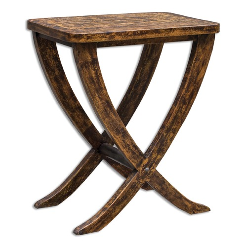 Uttermost Lighting Uttermost Masago Wood Accent Table 25650