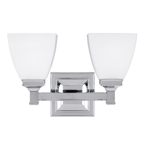 Feiss Lighting Feiss Lighting Putnam Chrome Bathroom Light VS22802CH