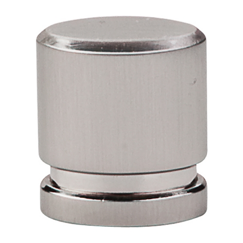 Top Knobs Hardware Modern Cabinet Knob in Brushed Satin Nickel Finish TK57BSN