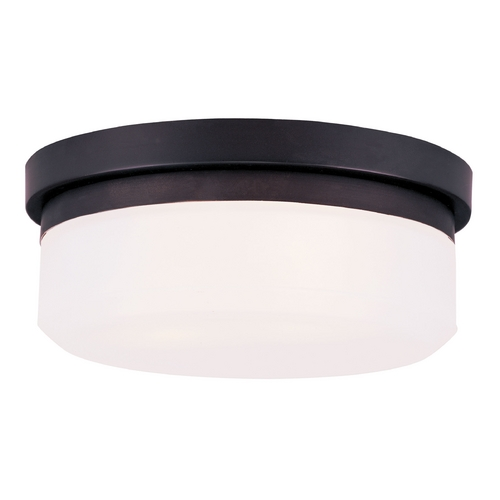 Livex Lighting Livex Lighting Isis Bronze Flushmount Light 7391-07