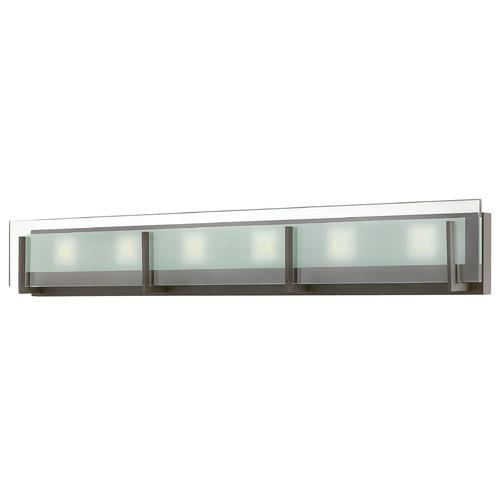 Hinkley Lighting Hinkley Lighting Latitude Oil Rubbed Bronze LED Bathroom Light 5656OZ-LED2