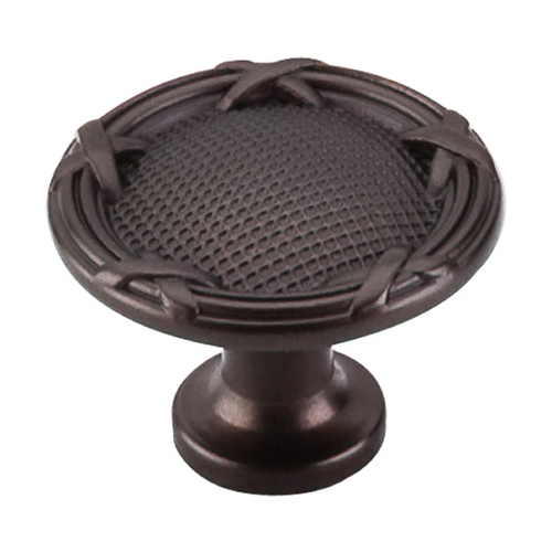 Top Knobs Hardware Cabinet Knob in Oil Rubbed Bronze Finish M943