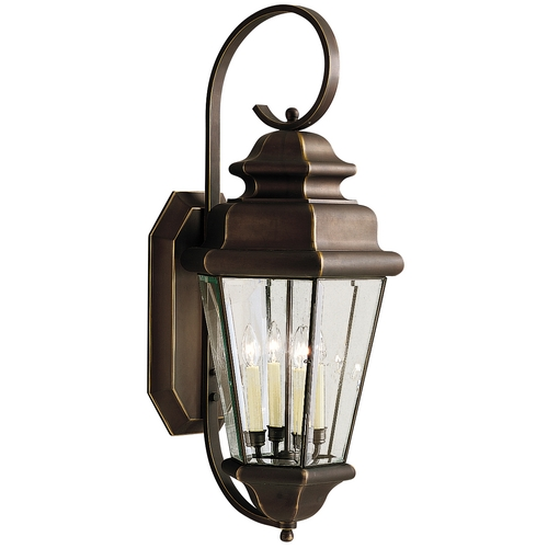 Kichler Lighting Kichler Savannah Estate Oversize 36-Inch Outdoor Wall Light 9631OZ