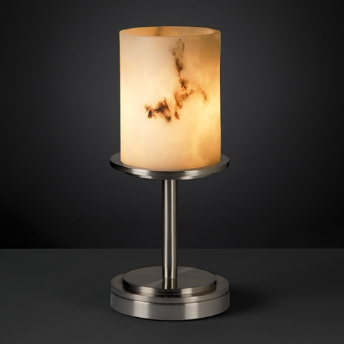 Justice Design Group Justice Design Group Lumenaria Collection Table Lamp FAL-8798-10-NCKL