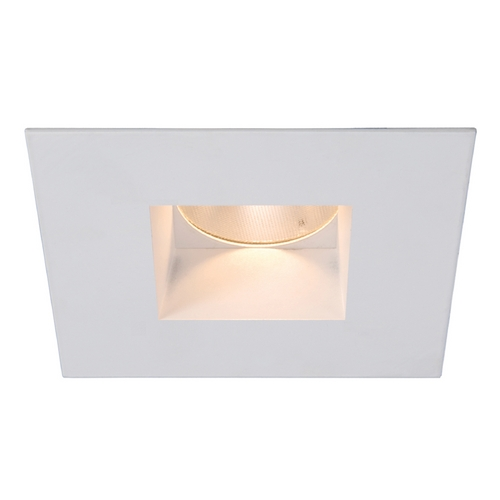 WAC Lighting Wac Lighting White LED Recessed Trim HR-2LED-T709F-C-WT