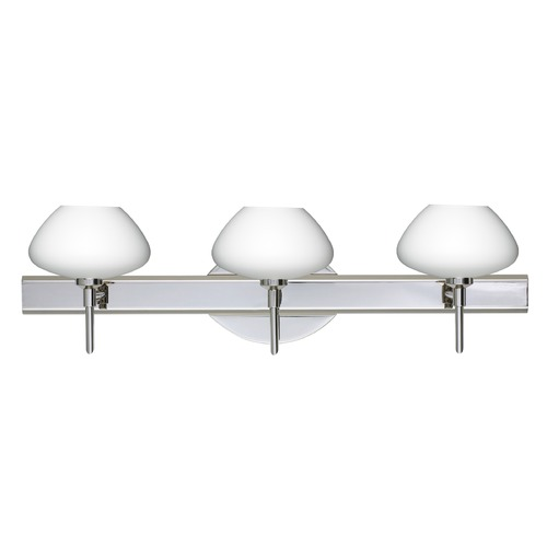 Besa Lighting Besa Lighting Peri Chrome Bathroom Light 3SW-541007-CR