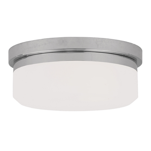 Livex Lighting Livex Lighting Isis Chrome Flushmount Light 7391-05