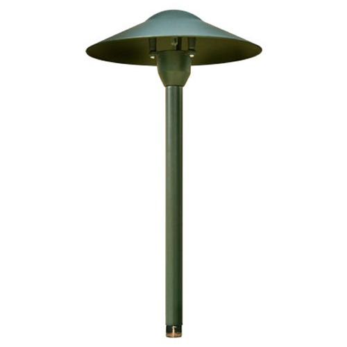 Dabmar Lighting Green Cast Aluminum Path/Walkway/Area Light LV214-G