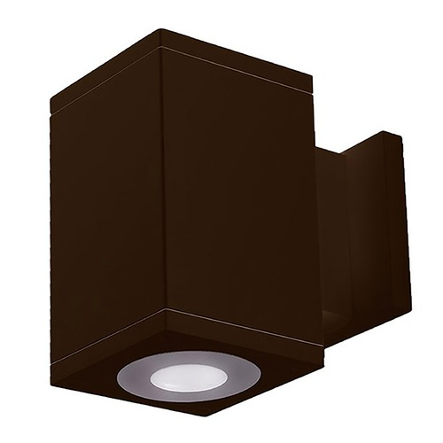 WAC Lighting Wac Lighting Cube Arch Bronze LED Outdoor Wall Light DC-WS05-U835B-BZ
