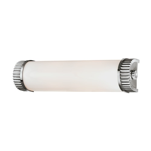 Hudson Valley Lighting Benton Polished Nickel Bathroom Light - Vertical or Horizontal Mounting 562-PN