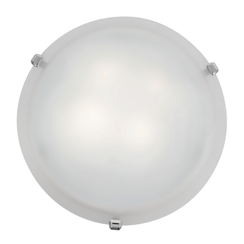 Access Lighting Access Lighting Mona Chrome Flushmount Light C23019CHWHEN1213BS