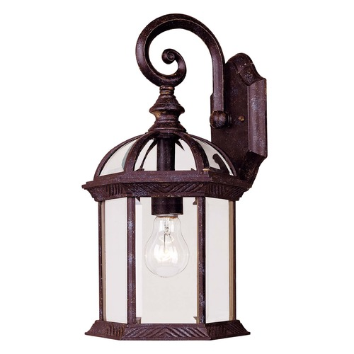 Savoy House Savoy House Rustic Bronze Outdoor Wall Light 5-0633-72