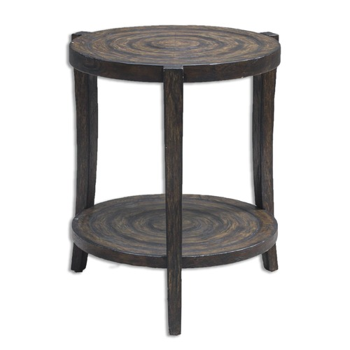 Uttermost Lighting Uttermost Pias Rustic Accent Table 25653