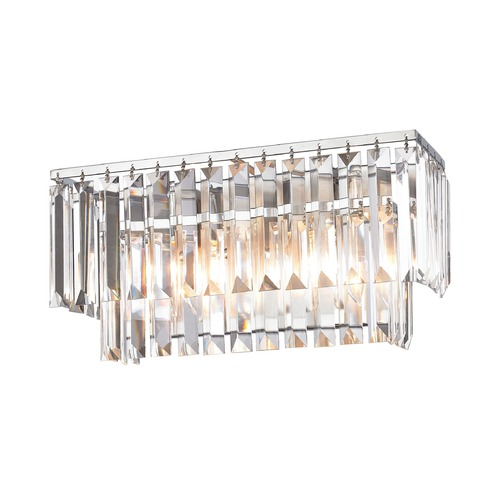 Elk Lighting Elk Lighting Palacial Polished Chrome Bathroom Light 15211/2