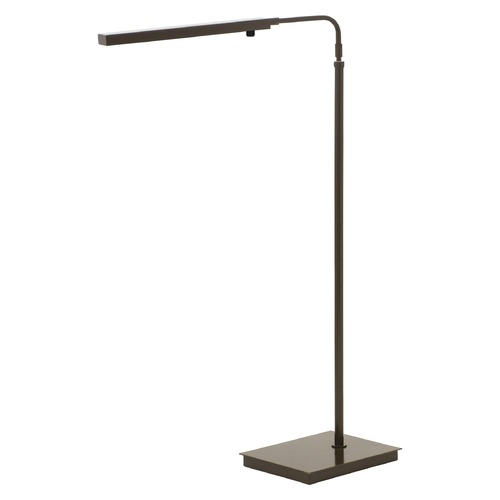 House of Troy Lighting House Of Troy Horizon Task Architectural Bronze LED Floor Lamp HLEDZ600-ABZ