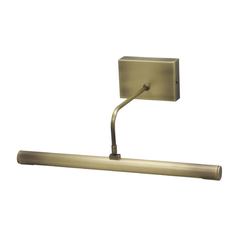 House of Troy Lighting LED Picture Light in Antique Brass Finish BSLED14-71