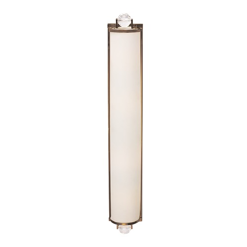 Hudson Valley Lighting Prescott Brushed Bronze Bathroom Light 493-BB
