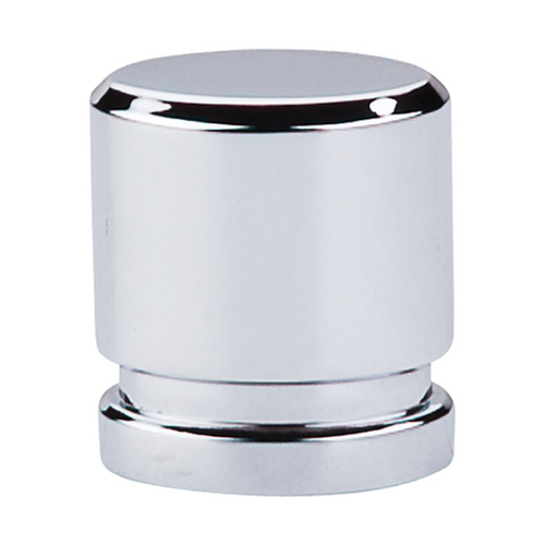 Top Knobs Hardware Modern Cabinet Knob in Polished Chrome Finish TK57PC