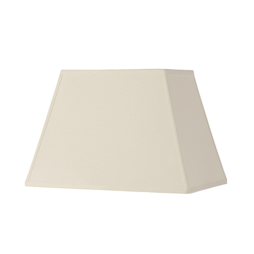 Design Classics Lighting Large Tapered Rectangular Shade DCL SH7422